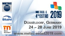 METEC & 4th ESTAD 2019, Düsseldorf